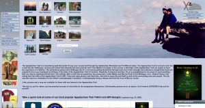 Appalachian Trail Thru-Hikers' Personal Site