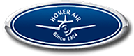 Writing &amp; photography for Homer Air Service of Homer, Alaska
