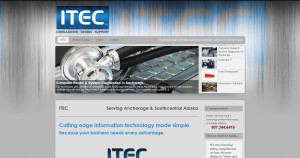 ITEC Website Design in Anchorage, Alaska