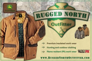 Rugged North Outfitter Posterboard