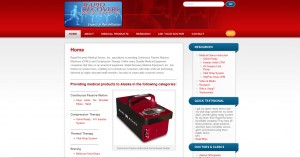 Anchorage, Alaska Provider for Medical Recovery Devices