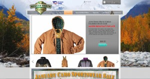 Online Retailer for Safety and Insulated Work Wear or Sportswear