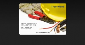 California Based Electrician & Contractor