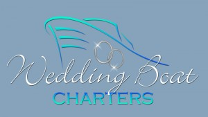 Wedding Boat Charters Logo