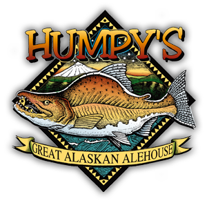 Web design for Humpy's of Anchorage, AK and Kona, HI