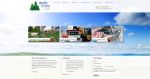 Anchorage Alaska Landscaping website