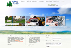 Residential & Commercial Landscaping in Anchorage Arctic Green LLC provides Alaskans with exceptional service for both residential and commercial landscaping projects.