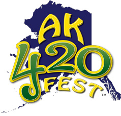 AK 420 Fest marijuana website and logo design by AKSYS in Eagle River and Anchorage, Alaska