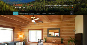 Alaska's latest Kenai River lodge and vacation home rental