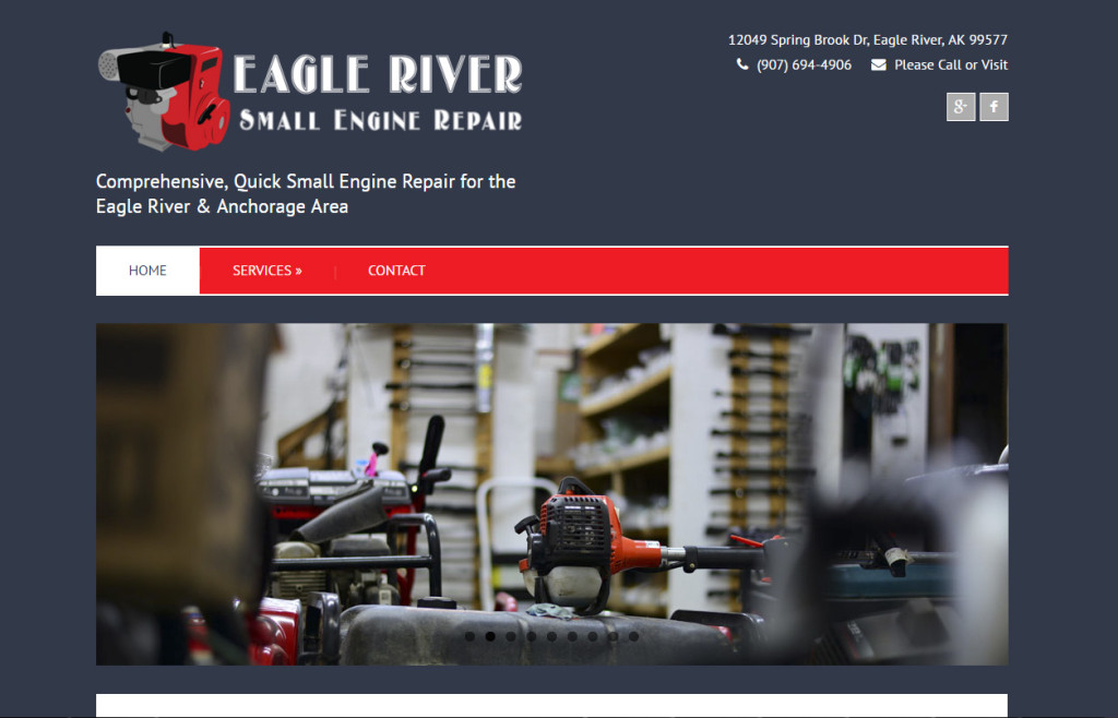 Best small engine repair in Eagle River, best small engine repair in Anchorage, best lawn mower repair in Alaska