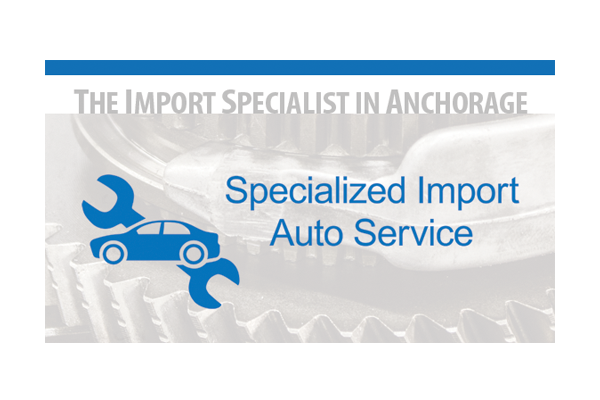 Specialized Import Auto Service foreign import car repair center