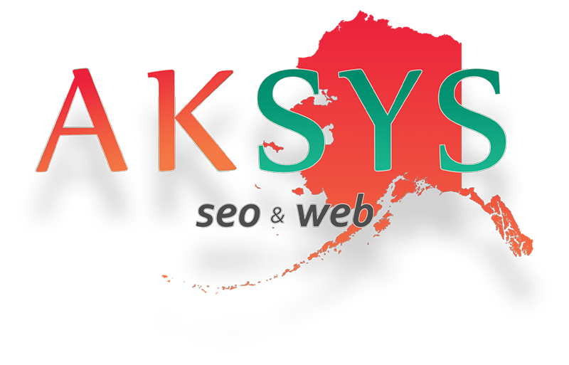 Welcome to AKSYS, Website Design and Search Engine Optimization in Anchorage and Eagle River, Alaska