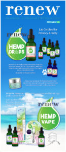 Renew Brand CBD products 33.5 x 78.75 - Sept 2018 - FOR PRINT