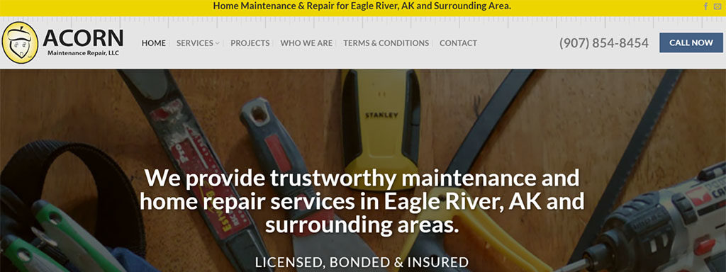 home-repair-carpentry-anchorage-eagle-river-mat-su-valley-Acorn-maintenance