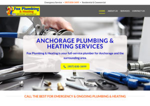 Anchorage Alaska Plumber
